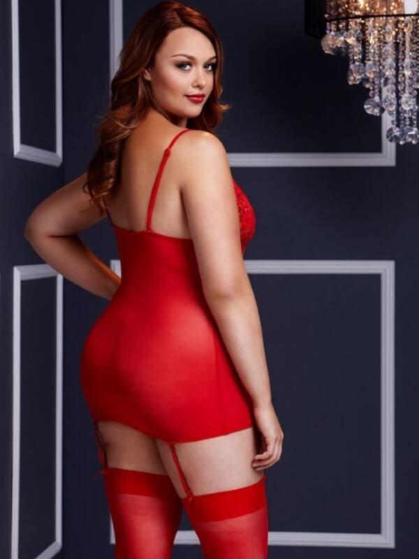 donne curvy sexy